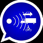 Social Drive. El radar de controles policiales.