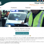 Virtual Traffic Solver. Reconstrucción de accidentes de tráfico.