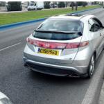 Autorización permitiendo conducir un vehículo a un tercero