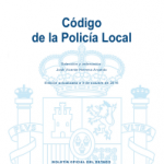 Código de la Policía Local 2016
