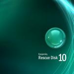 Creación de un pendrive con Kaspersky Rescue Disk para recuperar un PC.