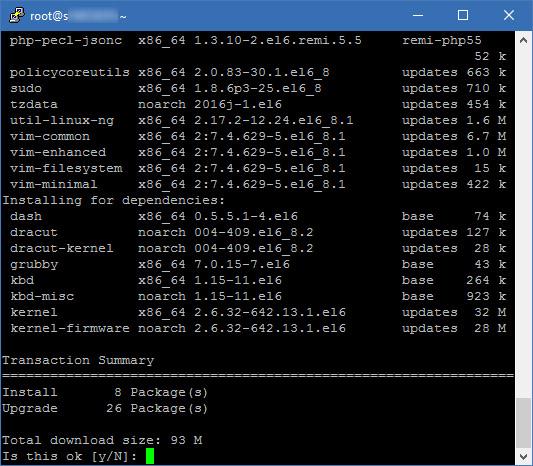 Uso de Putty  Conexión SSH  Comandos de GNU/Linux