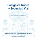 Código de Tráfico y Seguridad Vial (7 de agosto 2018)