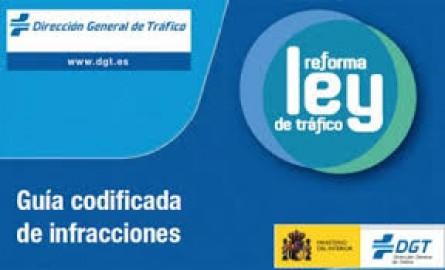 Nuevo codificado de tráfico 2016