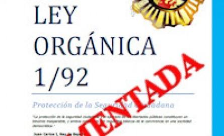 1 92 proteccion seguridad ciudadana: