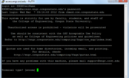Servidores víctimas de spam. Recuperar. Putty. Comando SSH